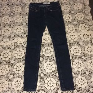 Abercrombie & Fitch Jeans Size 0R !